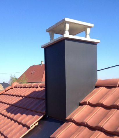cheminee toiture